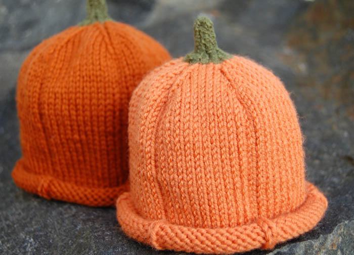 Pumpkin Head Hat