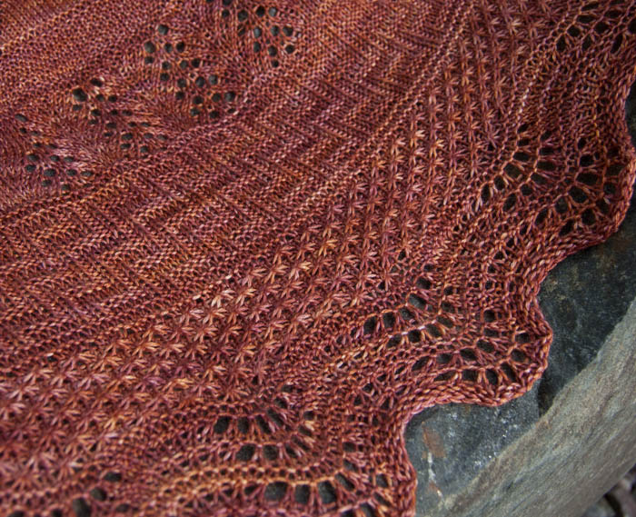 Geology Shawl